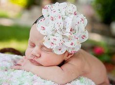 Soft Elegant Floral Chiffon Flower on a by KarringtonsKreations, $10.95