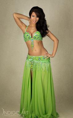 Ameera, wearing a Bella.