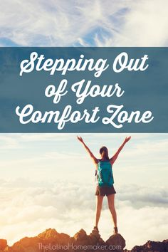 Stepping Out of Your Comfort Zone. Tips on how to step out of your comfort zone and take your business to the next level!