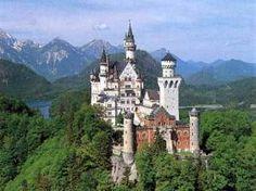 NeuschwansteinCastle, Germany #Germany