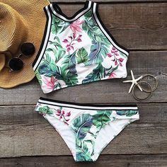 Women 2017 Bikini Swimsuits Brazilian Push Up Swimwear Vintage Monokini Retro - - Women 2017 Bikini Swimsuits Brazilian Push Up Swimwear Vintage Monokini Retro Source by HteKayla Cute Swimsuits, Cute Bikinis, Bikini 2017, Cute Bathing Suits, Summer Suits, Mode Inspiration, Mode Outfits, Bikini Fashion, Swimwear Fashion