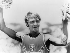 Prefontaine- running legend/ my running motivation.