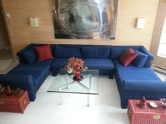 blue sectional sofa | Blue.Sectional.Sofa
