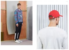 Almantas Petkunas Models Spring 2015 Mens Looks from Marc Jacobs, Raf Simons, Acne Studios + More for oki ni