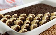 BELEZA + SABOR = Pavê de Nutella e Bombom! Seu fim de semana ficará ainda mais especial com essa sobremesa TOP !! - Aprenda a preparar essa maravilhosa receita de Pavê de Nutella e Bombom