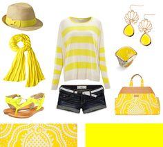 White + Yellow...