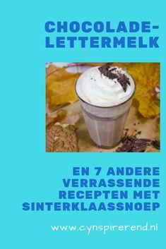 Tips Voor Je Leftover Sinterklaas Snoepgoed Muesli, Oatmeal, Pudding, Breakfast, Tips, Desserts, Blog, Seeds, The Oatmeal