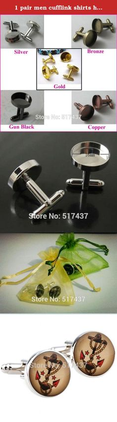 1 pair men cufflink shirts high quality Nautical Cufflinks Sailor Jerry Cufflinks cuff links for men. Welcome To Our store! There are many fashionable and beatiful accesories offered for Man and Women. These unique accessories are made with fashionable style,good quality and shinning unique design,With these accessories,You will be the most attractive person wherever you are. whether you are in a party ,a wedding occasion,a casual dinner date or even a business meeting,you will be the...