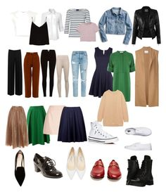 """Базовый"" by alena-po on Polyvore featuring мода, J.Crew, Alexander Wang, Puma, Raey, Ralph Lauren, Alexander McQueen, All That Remains, River Island и Yeezy by Kanye West"