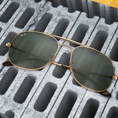 Celebrate an iconic spirit    Discover the General Ray Ban Eyewear, Four  Eyes, 64c56de881