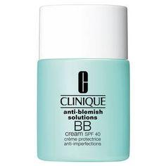 Anti-Blemish Solutions BB Cream SPF 40 Crème Protectrice Anti-Imperfections de Clinique sur Sephora.fr