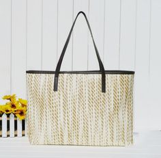 Large Capacity Women Totes Handbag Shoulder Bag Ladies Straw Weaving Summer Beach Bag Handmade Rattan Bags Cheap