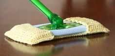 Great Reusable Swiffer Pads