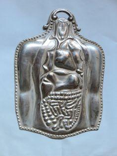 EX VOTO - VOTIVGABE - INNEREIEN - ORGANE UM 1935-40 - ALT - CA. 16,8 CM !!!