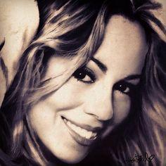 Mariah Carey Singing, Mariah Carey 1990, Mariah Carey Pictures, Vision Of Love, Beautiful Voice, Beautiful Ladies, Divas, Living Legends, Her Music