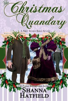 Warrior Woman Winmill: The Christmas Quandary (Hardman Holidays #5) by Shanna Hatfield. + $50 G.C.Giveaway.
