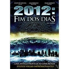 DVD 2012 - Fim dos Dias