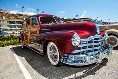 Woody Classic Car