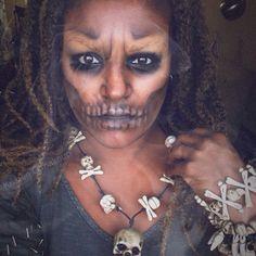 Voodoo priestess                                                                                                                                                                                 More