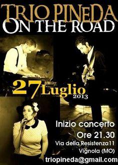 On the road - Vignola (MO)