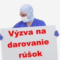 Darujte rúška! Popradská nemocnica prosí o pomoc - Spišiakoviny.eu