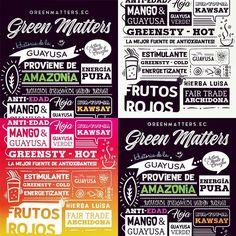 Porqué @greenmattersec es bueno para ti? Es la única guayusa verde tiene frutos rojos mango uvillas hierbas frescas es fair trade es energizante natural es deliciosa!  www.greenmatters.ec . #fairtrade #guayusarevolution #mercadoslocales #andean #thisisecuador #guayusalovers #greenmattersec #amazon #cleanenergy