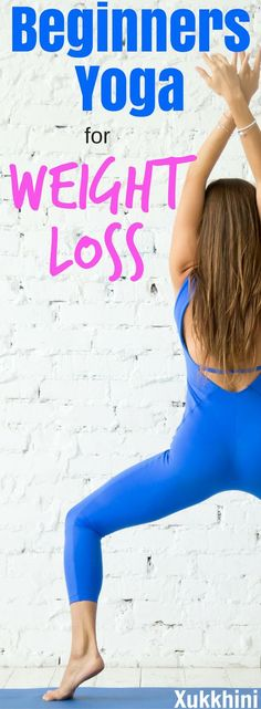 Losing weight can be REALLY tough. And you've probably tried everything, only to be left frustrated. Well, it turns out, you can dramatically increase your chances with yoga for weight loss. Start these 6 easy yoga for weight loss poses today and start losing weight right now #BeginnersYogaForWeightLoss #YogaPosesForWeightLoss #YogaPosesForFatBurning | Yoga for Beginners | Yoga Poses for Beginners | Yoga Poses for Flat Stomach