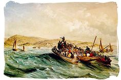 April 1820 - the settlers arrive at Algoa Bay Grants Farm, Cape Colony, The Settlers, History Online, British Government, Port Elizabeth, Kwazulu Natal, Cultural Events, African History