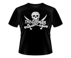 The Goonies - Skull and Bones - Tee - Camiseta - T-Shirt