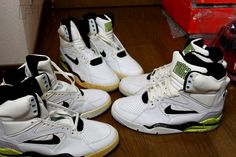 Flattophitop!: NIKE AIR COMMAND FORCE (1990)