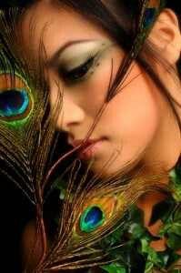 Makeup: Really like this one