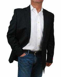 Alfani Men`s Sport Coat Black Striped Two Button Blazer Suit Jacket (38S) Alfani,http://www.amazon.com/dp/B00GYH9XLA/ref=cm_sw_r_pi_dp_xAFhtb0BRHVY8QSD