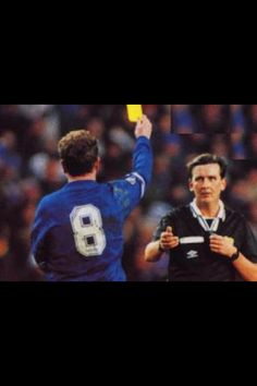 Gazza..the craziest british player ever!