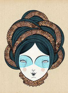 ci piace l'azzurro di Elena Mir!  @Stacy Divine Deltempo 36   it's time to be