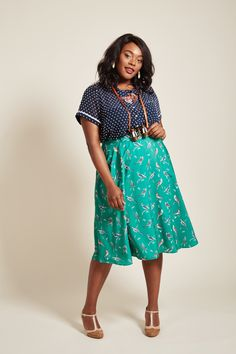 Explore fine specimens of ModCloth style featuring fossils, flora, fauna, & colors found in the natural world.