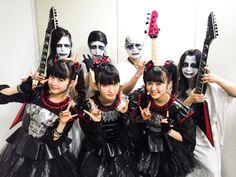 ミュージックステーション@Mst_com ありがとうございました!!9/19東京ドームワンマンライブでお会いしましょう!! babymetal.jp #Mステ #BABYMETAL #ベビメタ