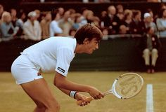 Tennis Golden Oldie - Henri Leconte Wimbledon 1982