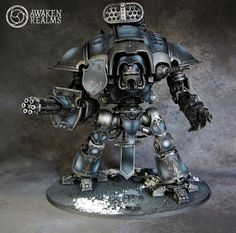 Iron Hands Imperial Knight