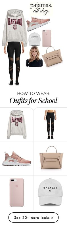 """""""Untitled #3"""" by alex-izaha on Polyvore featuring X By Gottex, NIKE and LovelyLoungewear"""