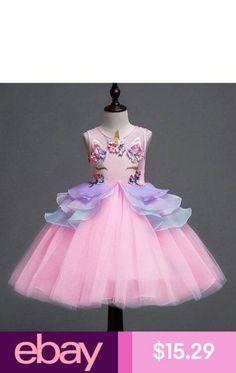 Best baby girl dresses for wedding princesses birthday parties 58 ideas Wedding Dresses For Girls, Baby Girl Dresses, Wedding Party Dresses, Baby Dress, Flower Girl Dresses, Unicorn Dress, Unicorn Costume, Princess Birthday, Princess Wedding