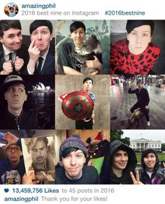 Phil Lester's most liked pictures of 2016