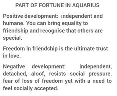 Part Of Fortune, Equality, Trust, Freedom, Friendship, Bring It On, Houses, Positivity, Feelings