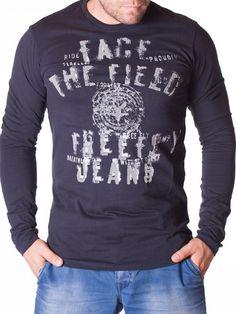 Bluza neagra The Field barbati Interior Design, Sweatshirts, Face, Fashion, Nest Design, Moda, Home Interior Design, Fashion Styles, Interior Designing
