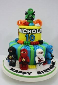 Images Of Ninjago Cookies Jocakes Wallpaper cakepins.com