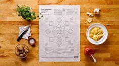 """IKEA bringt mit """"Cook This Page"""" eine Rezeptsammlung heraus  Kaum ein Möbelhersteller bekommt es so gut hin, leicht verständliche Bauanleitungen zu erstellen wie IKEA. Das Konzept mit den anschaulichen Abbil..."""