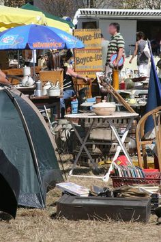 Leyment fair. Leyment Brocante Fair in France...twenty five miles long, two thousand dealers, over fifty thousand buyers, once a year at the end of August.
