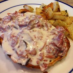 Creamed Chipped Beef On Toast Photos - Allrecipes.com