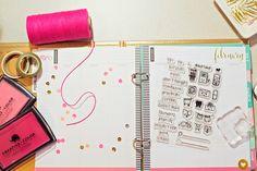 My Daily Kawaii Stamp Set - Mommy Lhey Designs