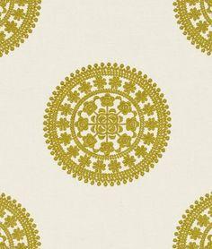 Kravet 33042.323 Hits The Spot Citron Fabric