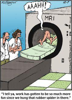 36 Ideas Medical Doctor Humor Funny Jokes For 2019 Funny Cartoon Pictures, Cartoon Jokes, Funny Cartoons, Funny Comics, Funny Jokes, Funny Cartoon Quotes, Hilarious, Mri Humor, Radiology Humor